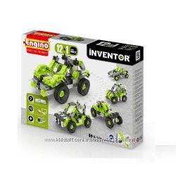 Конструкторы ENGINO  серии INVENTOR 12 в 1, 8 в 1, 4 в 1