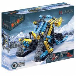 Конструктор BANBAO Снегоход, арт 6953, 306 деталей