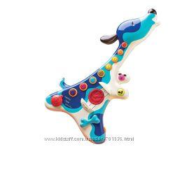 Музыкальная игрушка  Пес-Гитарист BATTAT звук