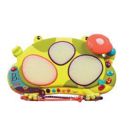 Музыкальная игрушка  КваКвафон BATTAT звук