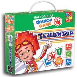 Vladi Toys Фикси-игра Телевизор, арт. VT2108-02. от 4 лет