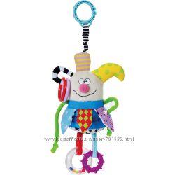 TAF TOYS  Развивающая игрушка-подвеска - Мальчик Куки, арт. 11295