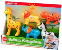 Kiddieland   Игровой набор - Дикие Животные