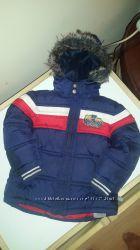 теплая курточка для мальчика на 18мес