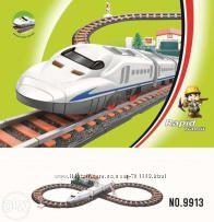 Железные дороги в ассортименте