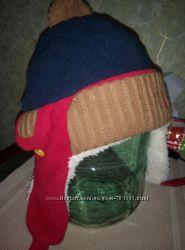 Продам зимнюю шапку 50-52 раз