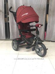 Кроссер Т400 Нео Эко трехколесный велосипед-коляска Azimut Crosser T-400 Ne