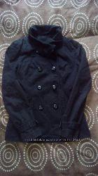 Пальто пиджак черный