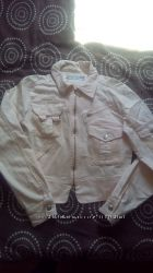 Куртка пиджак нежно-персиковый цвет