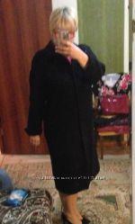 Английское кашемировое пальто 50 разм