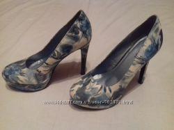 Женские фирменные туфли Centro на высоком каблуке