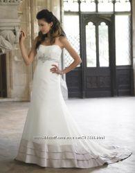 Продам свое свадебное платье Mon Cheri