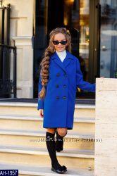 Шикарное пальто из кашемира. 3 модных цвета.