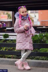 Зимнее пальто. 3 расцветки