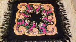 Красивый платок хустка