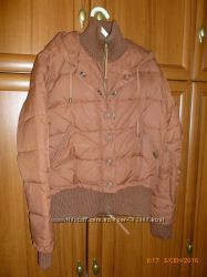 куртка, пуховик, зимняя, очень тёплая