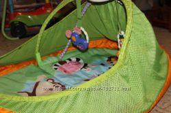 Продам  бу развивающий коврик Chicco.