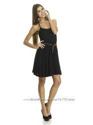 Платье черное с плетеной отделкой. Отдам дешево