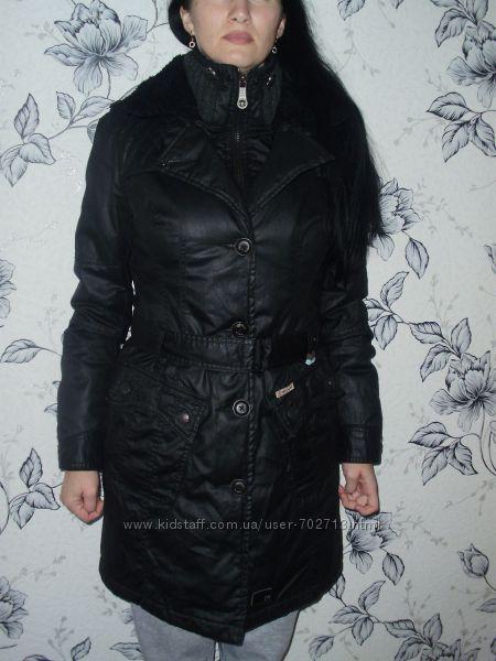 Khujo merve genuine brand  стильное пальто