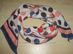 Emanuel ungaro vintage шелковый шарф