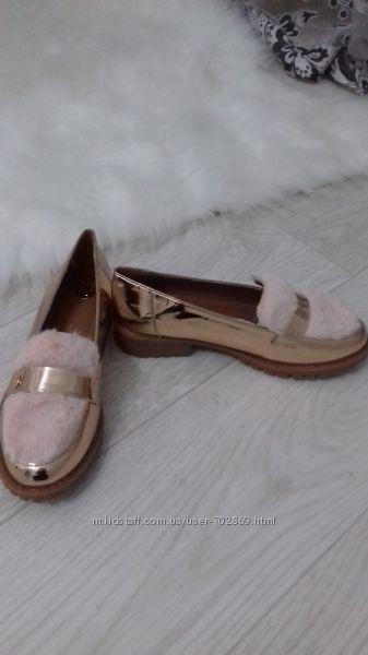 Супер туфли-туфельки с Англии