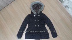 Деми куртка фирмы Nutmeg 6-7л отл сост