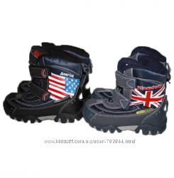 термо-ботинки