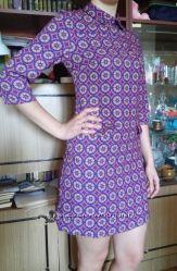 Симпатичное платье Miu miu
