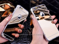Чехол зеркальный iPhone 5, 5s