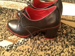 Туфли PAKER, ультрамодные
