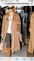 пальто фирмы MAX MARA Макс Мара  оригинал альпака Италия размер 46 48 50