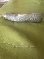 туфли балетки размер 35 36 очень удобные красивые отличное состояние