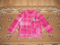 Курточка с минни маус Disney George 3-4 рочки