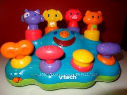 Музыкальная развивающая игрушка Vtech звери.