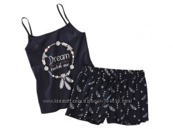 Немецкая пижама женская или подростковая р-р S