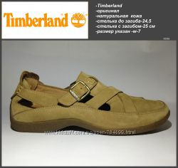Timberland оригинал нат. кожа р-7w р-38-39
