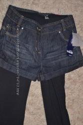продам джинсовые шортылосины