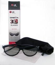 Продам 3D-очки LG AG-F310