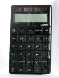 Продам калькулятор  Canon X MARK 1 премиум класса новый
