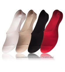 Невидимые носочки, следы, женские, Легка хода