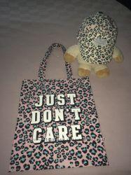 Кепка H&M и сумка шоппер, новые, лето