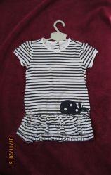 Платье Chicco на малышку 12 месяцев