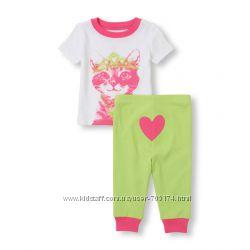 Пижамы Children&acutes place 2Т 3Т