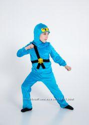 Карнавальный костюм Ниндзяго, ниндзя Джей