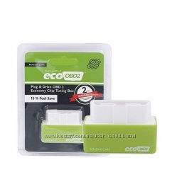 Программатор Eco OBD2 для чип-тюнинга газ, бензин и дизельных автомобилей.