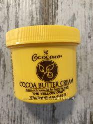 США Крем для тела Cococare Cocoa Butter Cream с маслом какао