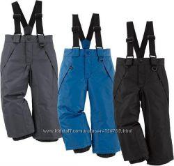 зимние лыжные штаны от немецкой торговой марки Lupilu