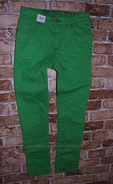 Стильные джинсы скинни мальчику новые 12 лет yigga