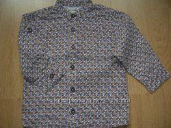 Рубашка  Monsoon  на 1. 5- 2 года