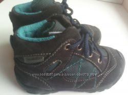 Замшевые супер ботинки Ricosta р. 21